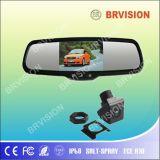 Sistema dello specchio di automobile con il sensore di CMOS