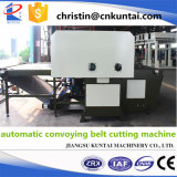 Máquina de estaca automática do feixe do futebol