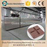 Alimento certificado Ce do petisco que faz a máquina de carcaça do chocolate da alta qualidade