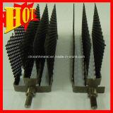 Il trattamento delle acque platina l'anodo di titanio, elettrodo di titanio