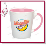 tazas de cerámica 12oz de Latte de Mejorsub