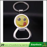 Abrelatas sonriente Keychain de la cara