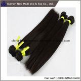 中国のブラジルの人間の毛髪の等級8Aのよこ糸の毛