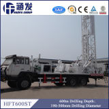 Piattaforma di produzione del foro profondo sul camion (HFT600ST), modello caldo di vendita 2014