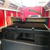 De Machine van het Knipsel en van de Gravure van de Laser van het Metaal van de Vezel van de Sectie van Holow van het roestvrij staal