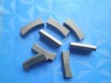 La explotación minera del carburo inclina K034 para las piezas insertas de Rod de taladro