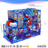 Innenspielplatz für Handelsgute Mittelqualität für Kinder 04-12 Jahre