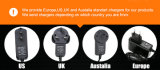 ホームセキュリティーの金属のWiFiのドアベルの無線ビデオドアの電話サポートIosおよび人間の特徴をもつSmartphone