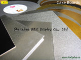 Hot Selling Round Shape with Flower Edges Cake Drums, Eco-Friendy avec SGS (B & C-K075)