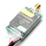 Fiche sans fil de Jst de module de Tx d'émetteur d'Eachine 5.8GHz 600MW 32CH poids du commerce Q (émetteur et antenne)