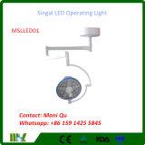 Luz clínica del funcionamiento de la cirugía LED del hospital (MSLLED01)
