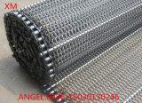 Bandas transportadoras del alambre del espiral del acero inoxidable, el ceñir de los Ss Covneyor Cesh