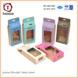 ハート形チョコレート包装のギフト用の箱
