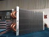 Intercambiador de calor de agua del tubo de cobre, del refrigerador de agua
