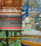 Fabbrica Price Durable Wire Mesh Decking con Flared Channel