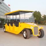 O CE aprova a barra-ônibus clássica elétrica de 8 Seater (DN-8D)