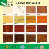 Painel interno da placa da parede da decoração do cimento da fibra (material de construção)
