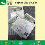 Placa de base de fibra de cimento para partição interna / material de construção