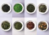 Macchina imballatrice della bustina di tè interna automatica del &Outer per tè nero verde (XY-86A)