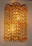 Iluminación decorativa de la pared de la manera con K9 Crystall para el hogar o el hotel