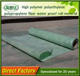 무게 300-500g/Sqaure 미터 도매가 고분자 물질 폴리에틸렌 방수 막