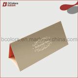 Impresión de tarjetas de papel