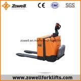Carro de paleta eléctrico con venta caliente de la capacidad de carga de 2/2.5/3 toneladas