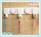 Держатель зубной щетки держателя стены горячих комплектов ванной комнаты вспомогательных санитарный