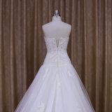 Soem-Fabrik-spätester Entwurfs-heißes Verkaufs-Hochzeits-Kleid