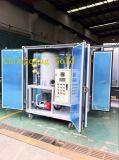 De zja-reeksen Gebruikte Zuiveringsinstallatie van het Recycling van de Olie van de Transformator
