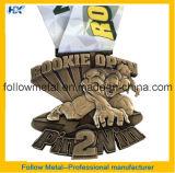 medaglie 3D con la medaglia antica