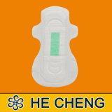 工場女性の超薄い綿の衛生パッドMl280mm