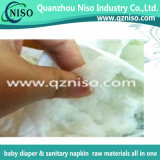 Unbehandeltes White Fluff Pulp für Diaper mit CER (LS-1121)