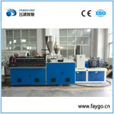 PVC Compounding Granulating Line avec Double Screw Extruder