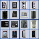 304 porta automática do torniquete RFID do tripé do controle de acesso da gota do braço do aço inoxidável 3