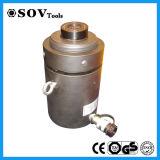 ロングストロークの単動ロックナットの水圧シリンダ(SOV-CLLシリーズ)