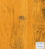 Rechte Korrel, het Houten Document van de Korrel als Decoratief Document