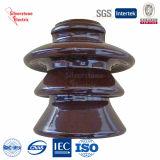 L'IEC digita l'isolante di ceramica dell'alberino della stazione della porcellana