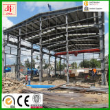 Atelier industriel rapide de structure métallique de construction