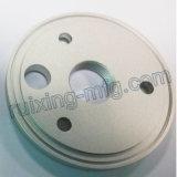 O OEM presta serviços de manutenção às peças de precisão que fazem à máquina a peça do alumínio da parte