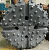 Bit di trivello del tasto di SD12-381mm DTH per la perforazione di Waterwell & la perforatrice da roccia