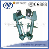 수직 Mining 및 Sand Solid Liquid Sump Pump