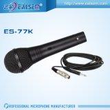 Cardioid de câble par microphone dynamique de bonne qualité