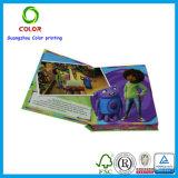아이들 수수께끼 책을 인쇄하는 직접 공장