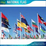 Gesponnene die Polyester-Türkei-Staatsflagge (M-NF05F09028)