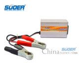 Inversores del interfaz 200W 12V del USB de los productos 5V 1A del inversor de la fabricación de Suoer (SDA-200A)