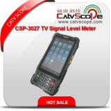 Tester Android del livello di segnale di Csp-3027 4G TV