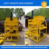 Venda quente de bloqueio da máquina do bloco do cimento da argila Wt2-10