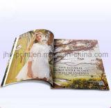 Alto servizio di stampa del vestito da cerimonia nuziale di colore completo di Qaulity (jhy-365)