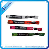 Gift Items를 위한 선전용 Polyester Bracelet Fabric Sublimation Funny Wristband